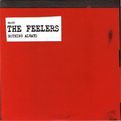 "The Feelers - Nothing Always (7"")"
