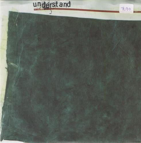 "Understand - Bored Games (7"")"