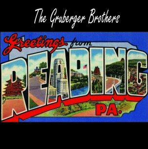 The Gruberger Brothers - Greetings From Reading, PA (LP)