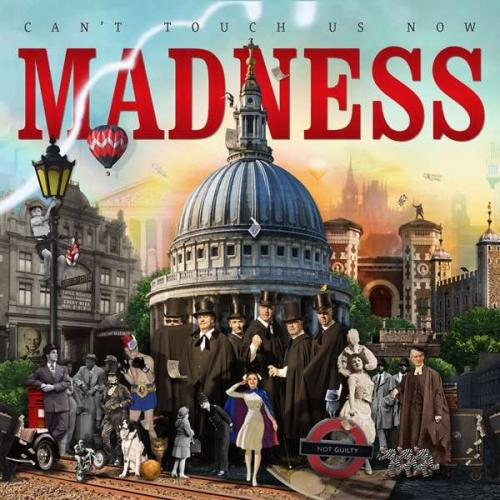 Madness - Can't Touch Us Now (LP+MP3)